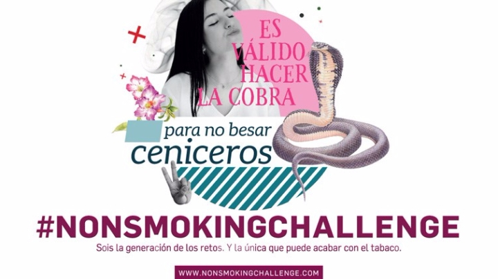 non smoking challenge